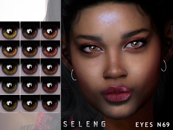 Eyes N69 by Seleng