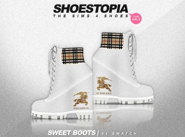 Sweet Shoes by Shoestopia