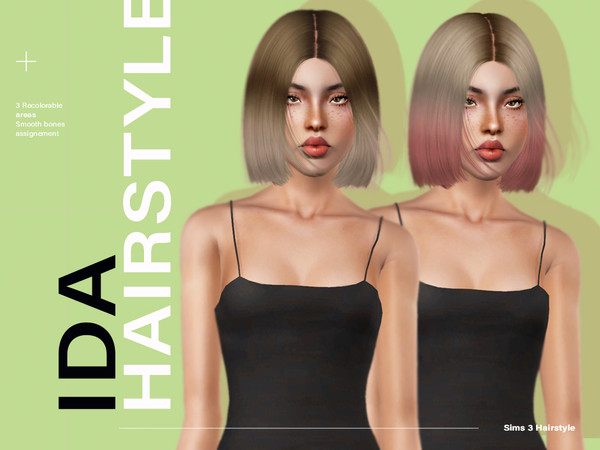 Ida Hairstyle by Leah Lillith