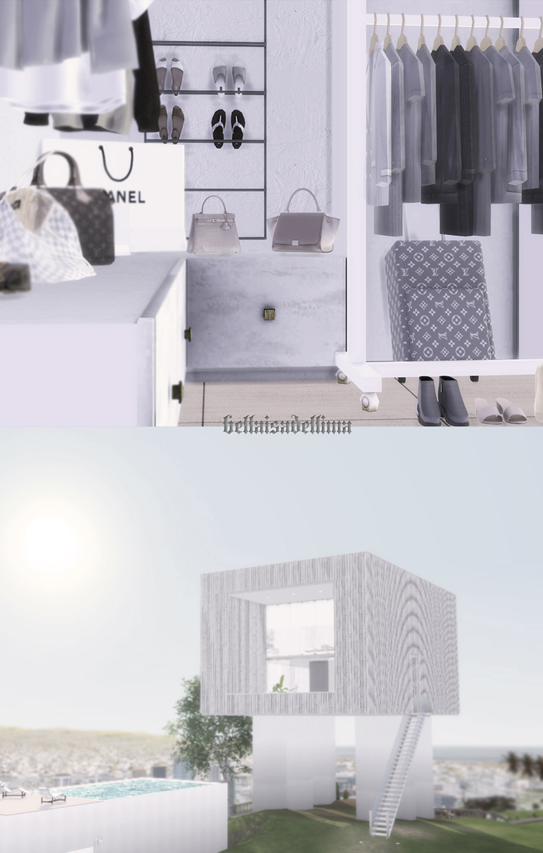 the_cube_villa by bellaisadellima