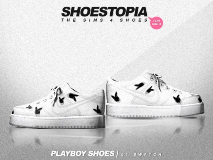 Playboy Shoes by Shoestopia