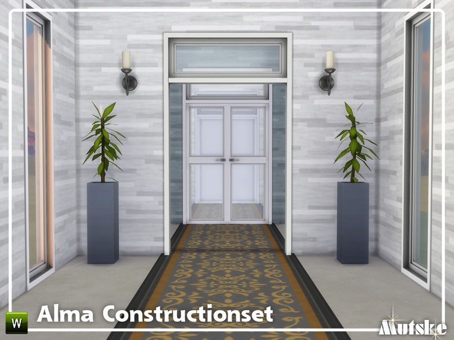 Alma Constructionset Part 7 by mutske