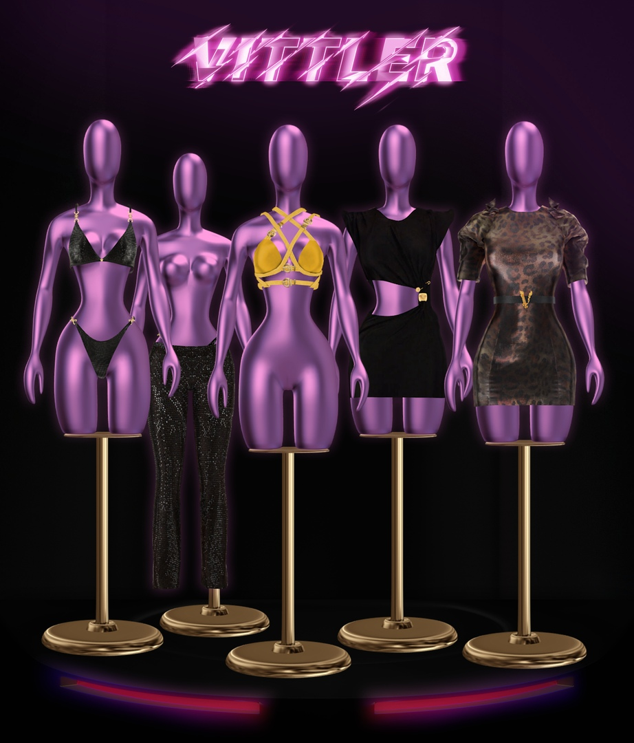 Versaceclothes by Vittler Universe