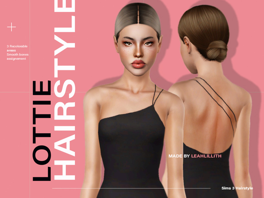 Lottie Hairstyle by Leah Lillith