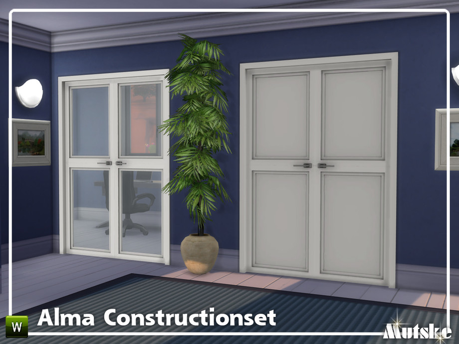 Alma Constructionset Part 9 by mutske