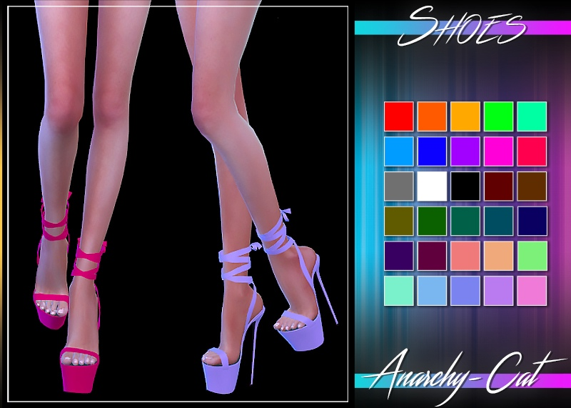New year heels v1 by Anarchy-Cat