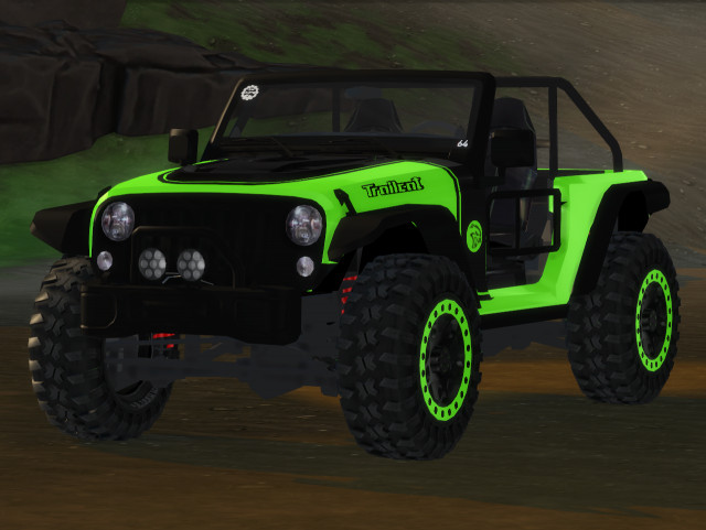 2017 Jeep Trailcat by TylerWCars