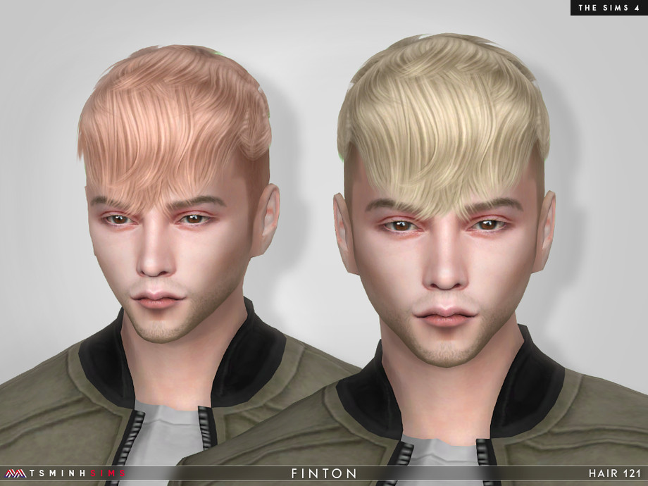 Finton (Hair 121) by TsminhSims