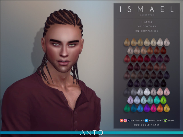 Ismael by Anto