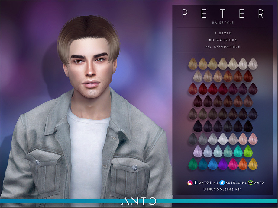 Anto - Peter (Hairstyle)