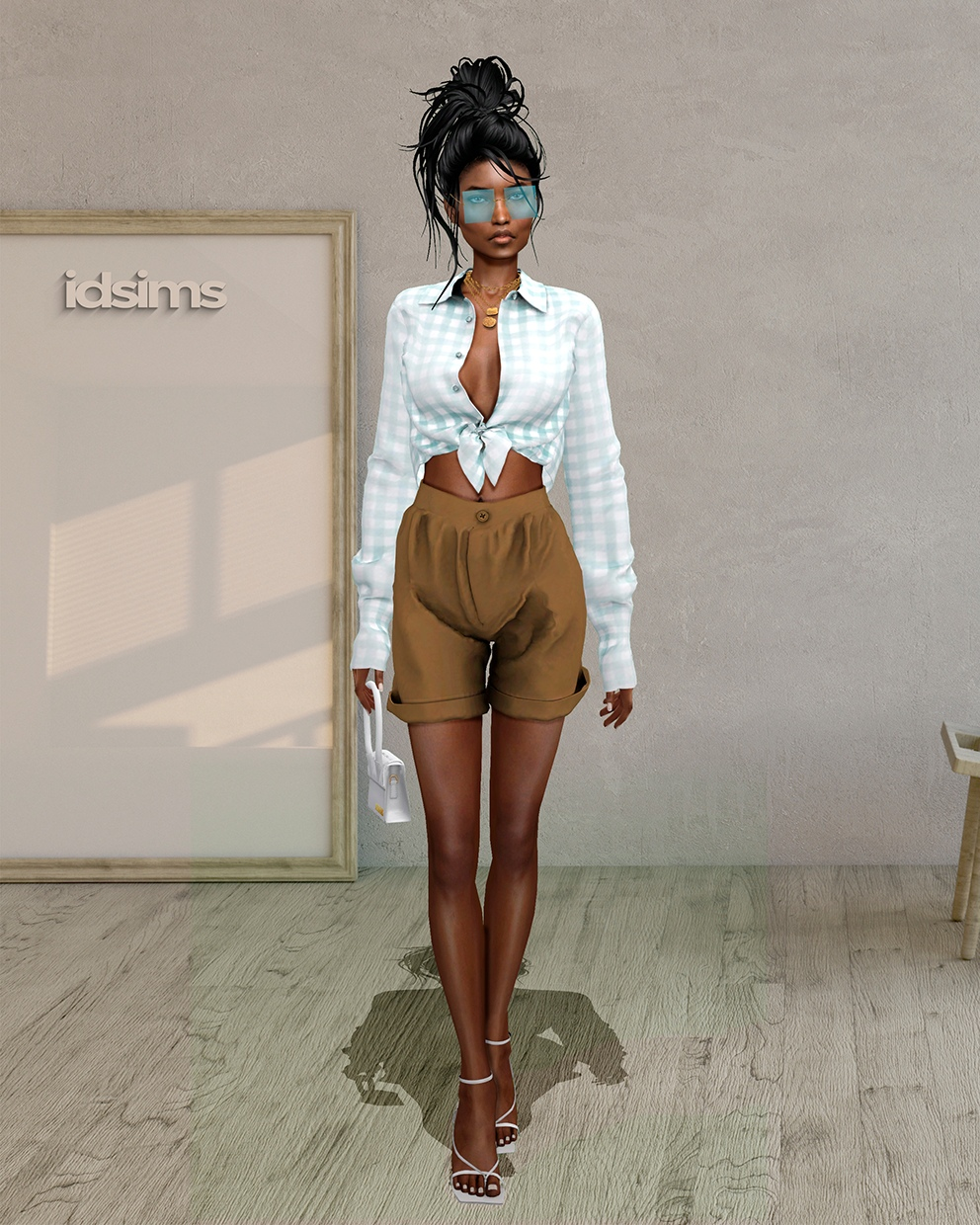Casual Date by i-D sims