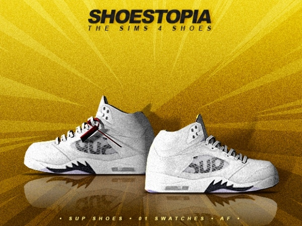 Sup Shoes by Shoestopia