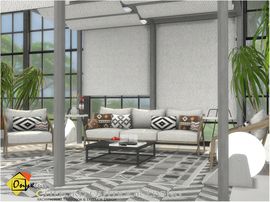 Clifford Outdoor Living by Onyxium