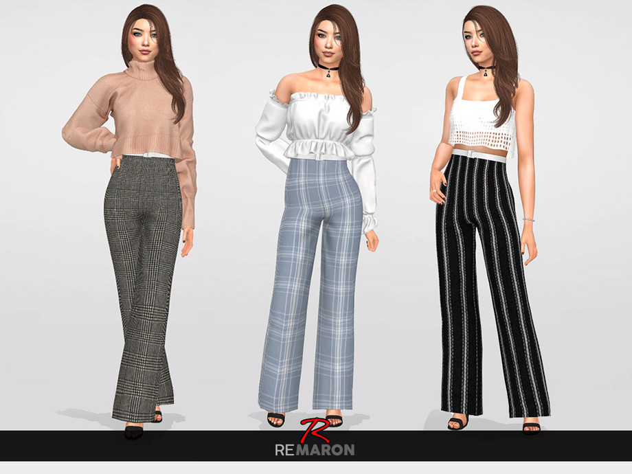 Work Pants for Women 01 by remaron