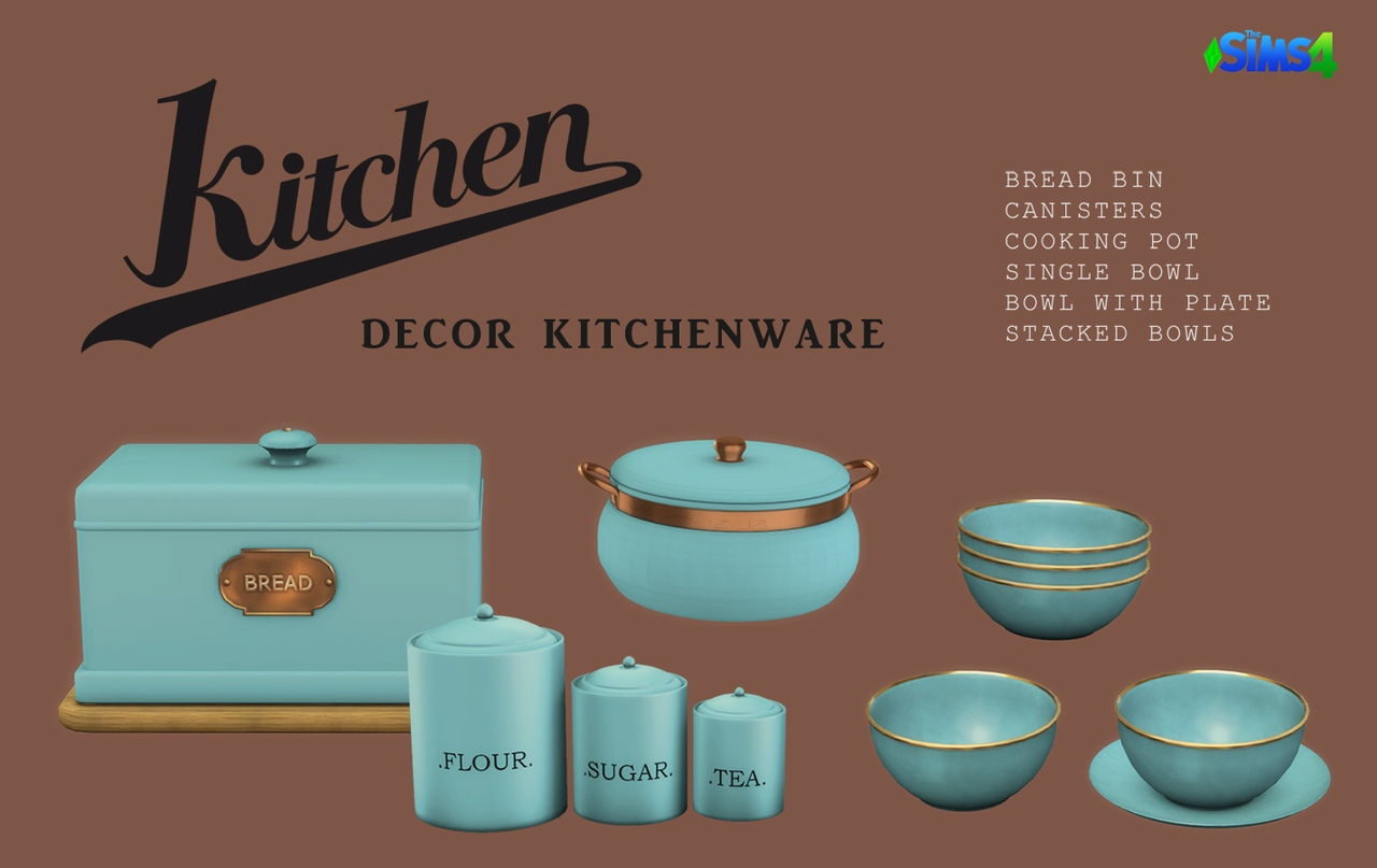 Kitchenware by Leo-Sims