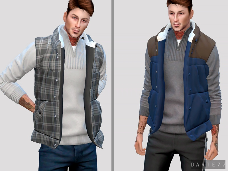 Puffer Vest - Early Access by Darte77