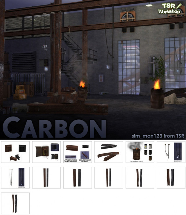 Carbon Industrial by sim_man123