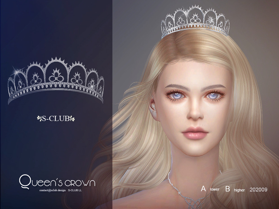 S-Club LL ts4 Hair Accessories 202009