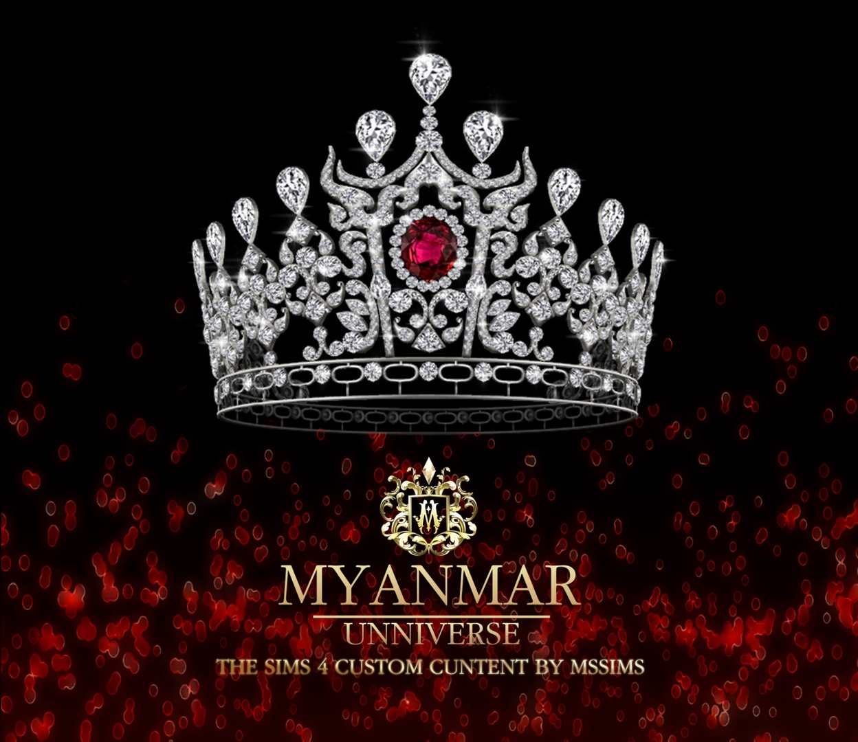 Pt-myanmar-universe-crown by MSSIMS