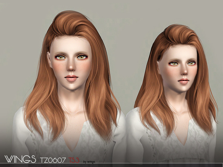 HAIR TS3 TZ0607 F by wingssims
