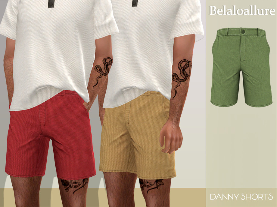 Danny shorts by belal1997