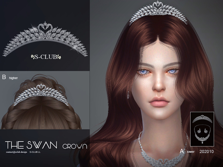 S-Club LL ts4 Hair Accessories 202010