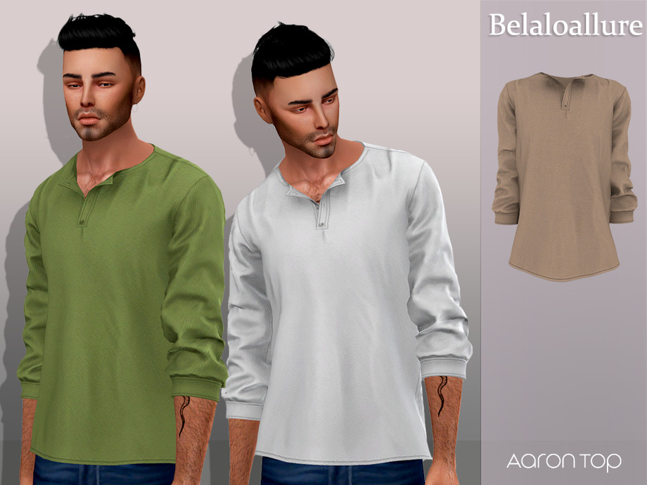 Aaron top by belal1997