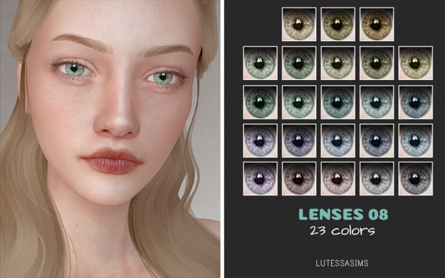 Lenses 08 by Lutessa