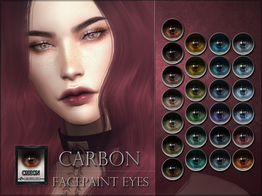 Carbon Eyes by RemusSirion
