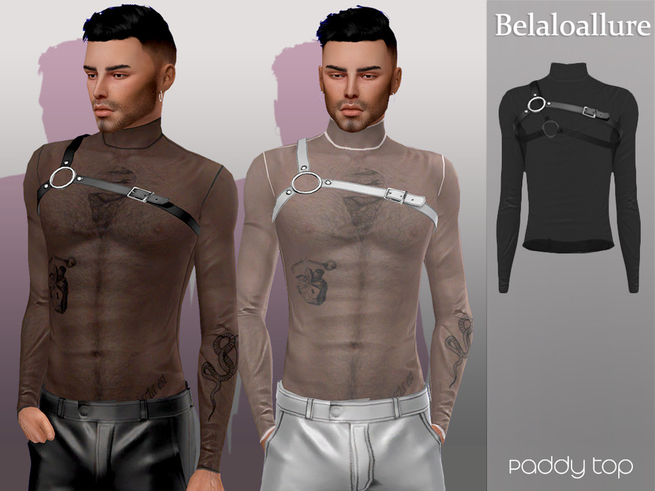 Paddy harness top by belal1997