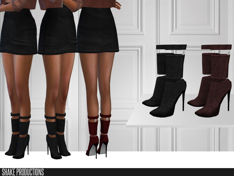 ShakeProductions 483 - High Heel Boots