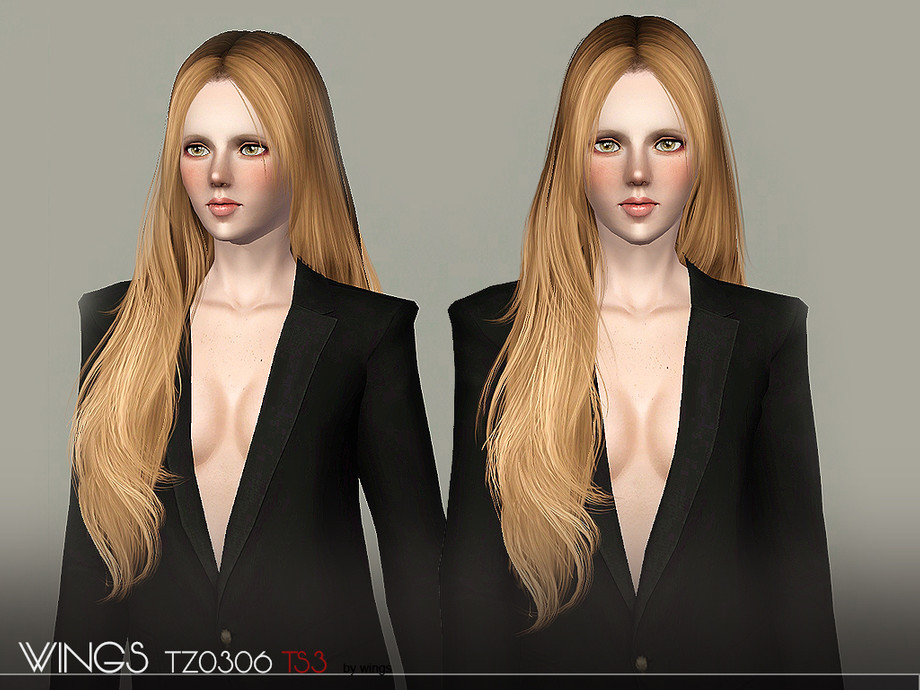 HAIR TS3 TZ0306 F by wingssims