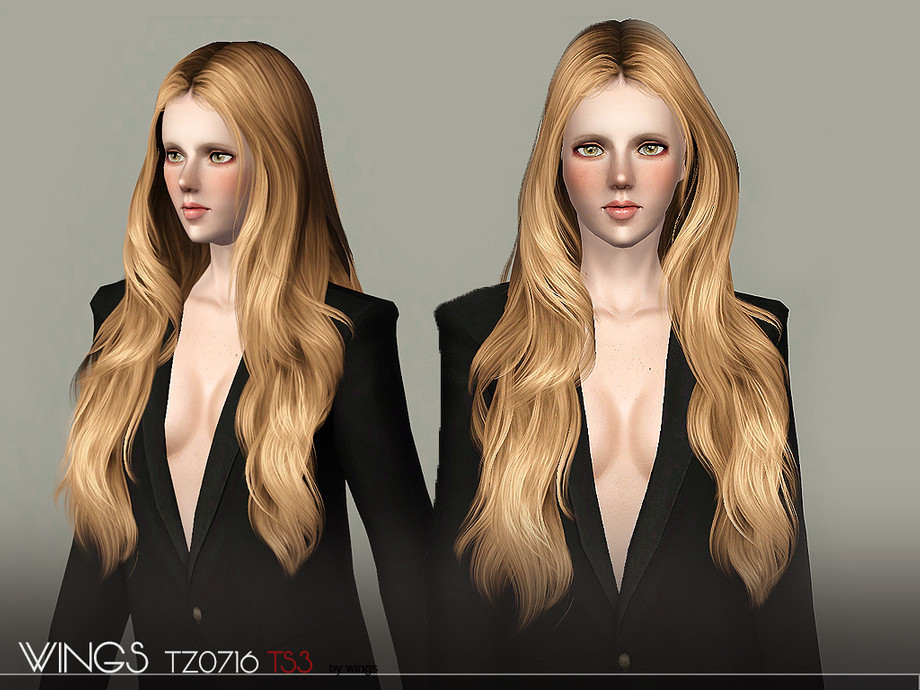HAIR TS3 TZ0716 F by wingssims