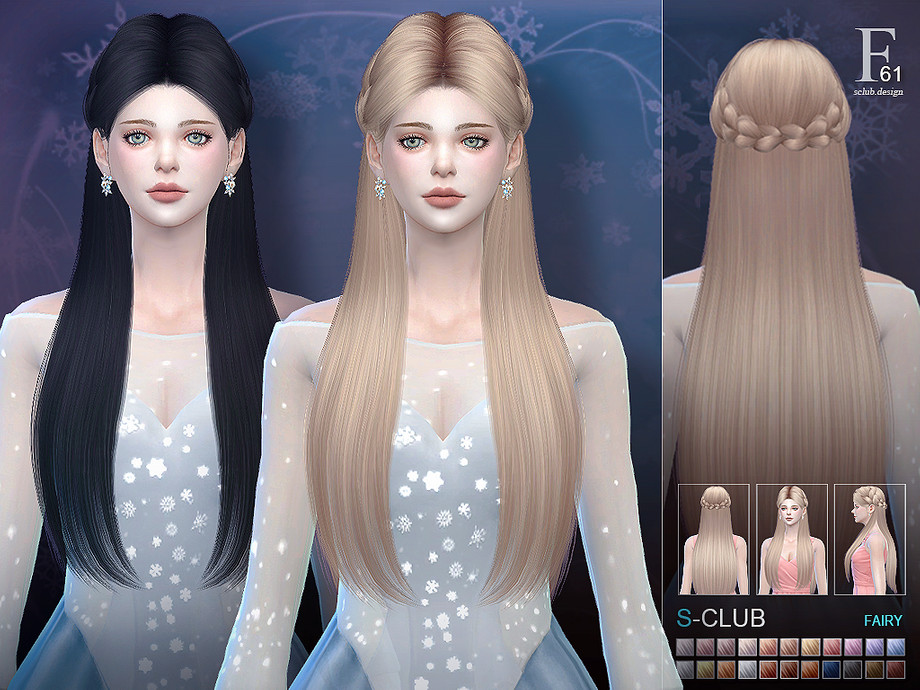 ts4_hair_n61_Fairy by S-Club