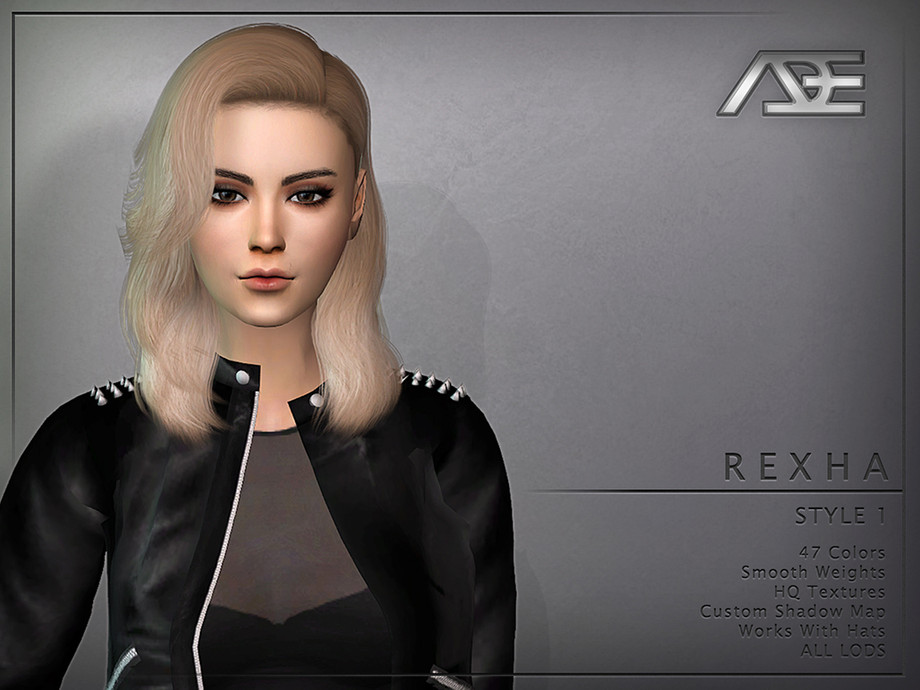 Ade - Rexha Style 1 (Hairstyle)
