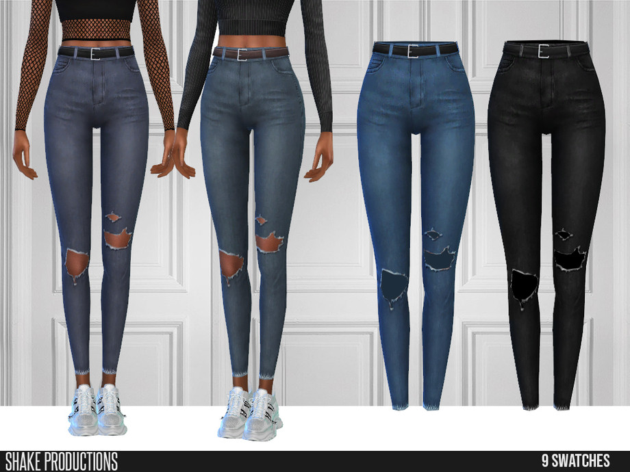 ShakeProductions 520 - Skinny Jeans