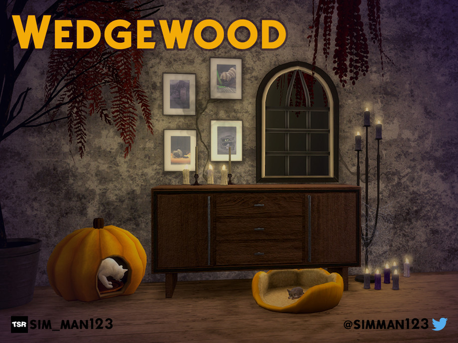 Wedgewood Collection by sim_man123