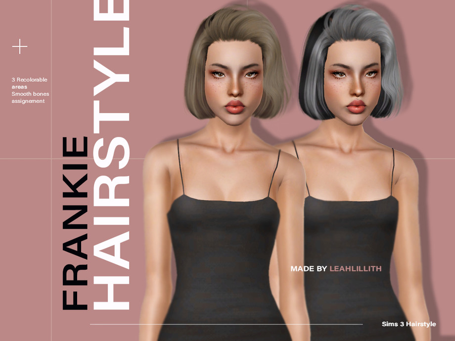 Frankie Hairstyle by Leah Lillith