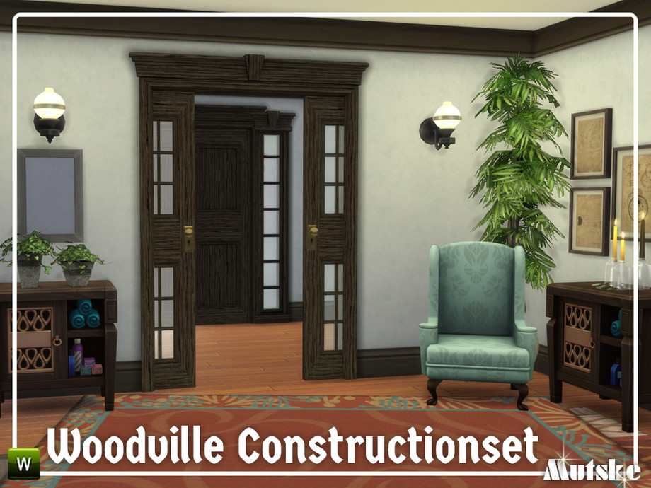 Woodville Constructionset Part 5 by mutske