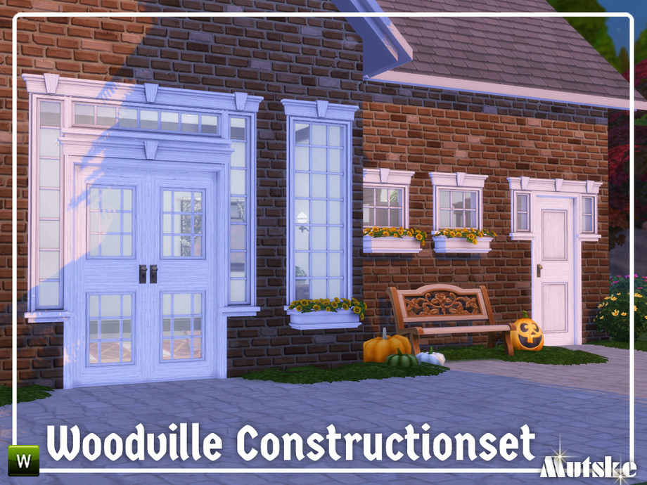Woodville Constructionset Part 6 by mutske