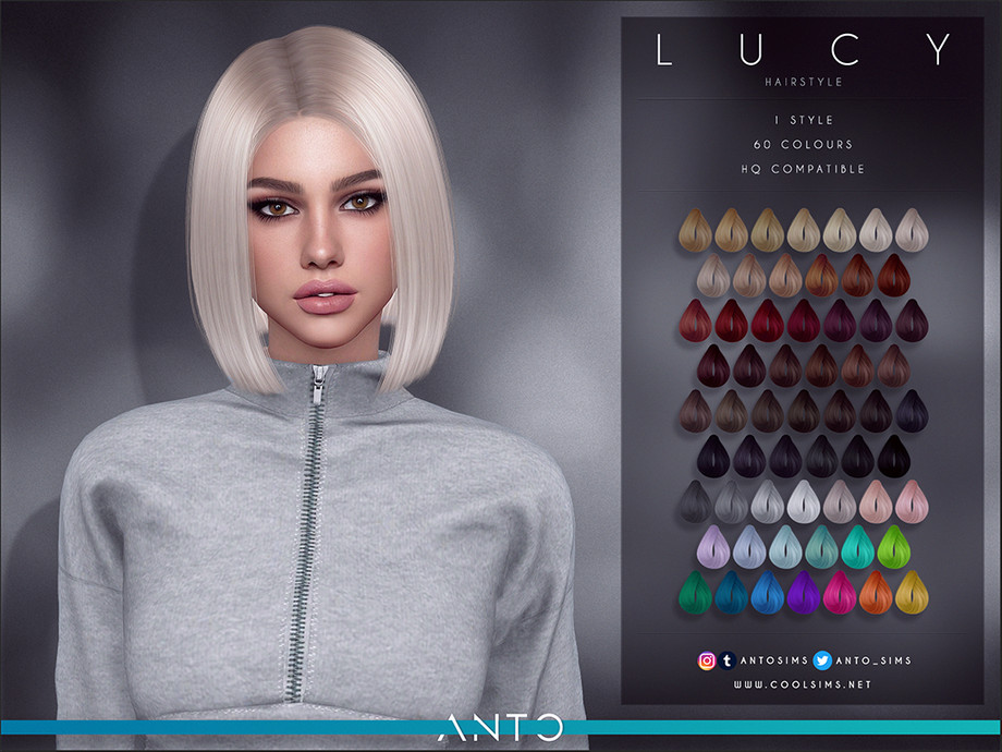 Anto - Lucy (Hairstyle)