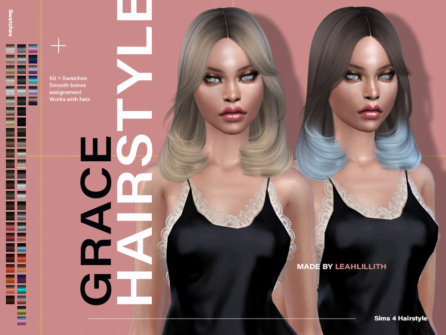 Grace Hairstyle by Leah Lillith