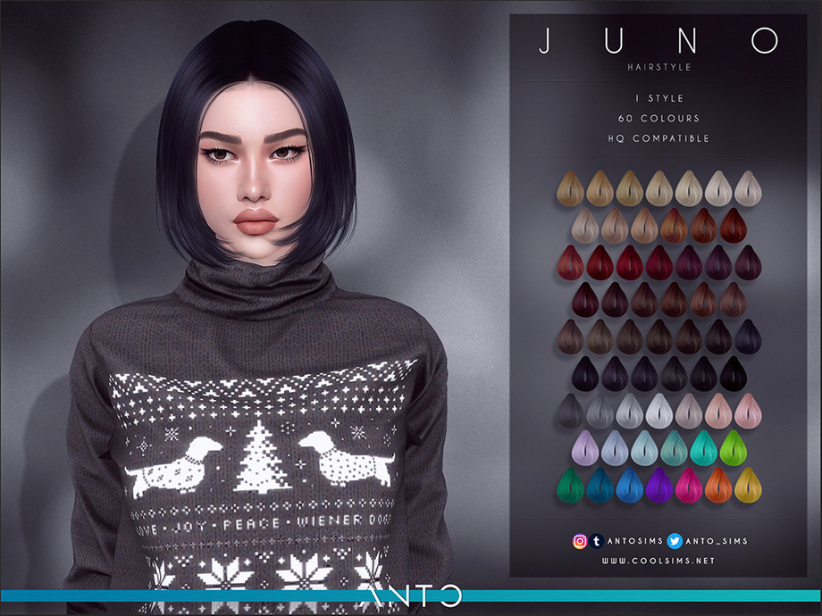 Anto - Juno (Hairstyle)