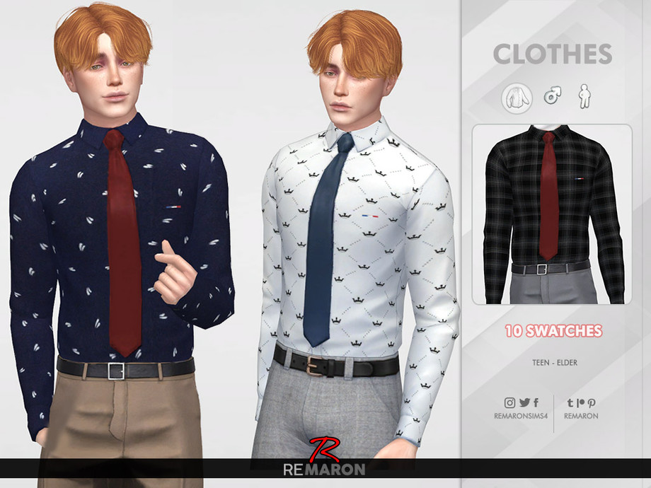 Formal Shirt for Men 02 by remaron