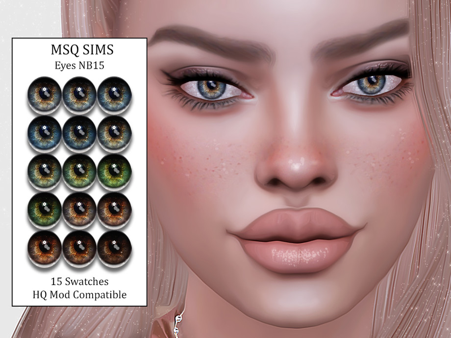 Eyes NB15 by MSQSIMS