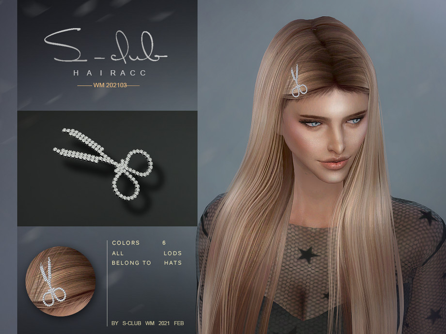 S-Club ts4 WM Headacc 202103