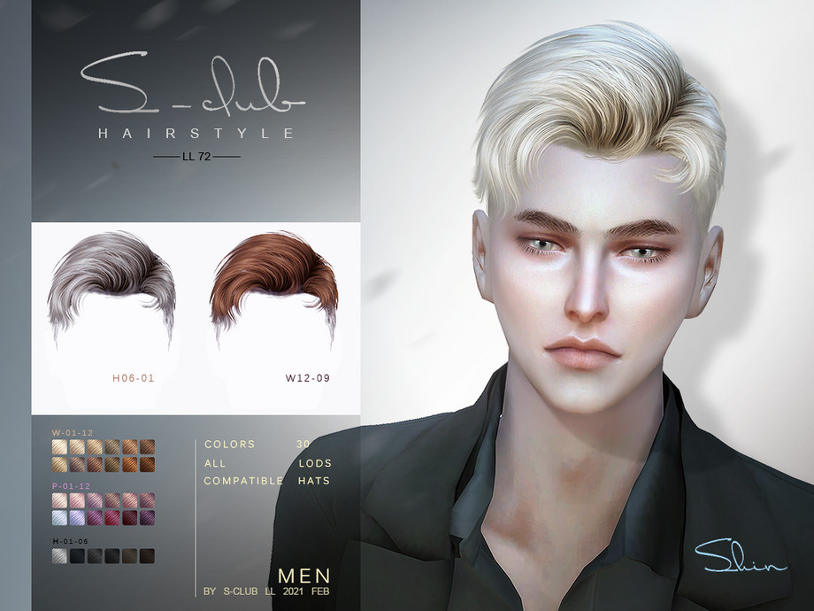 ts4_hair_n71_ Shin by S-Club