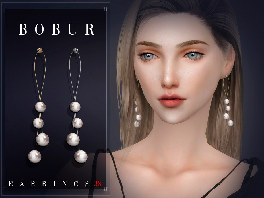 Bobur Earrings 38 by Bobur3