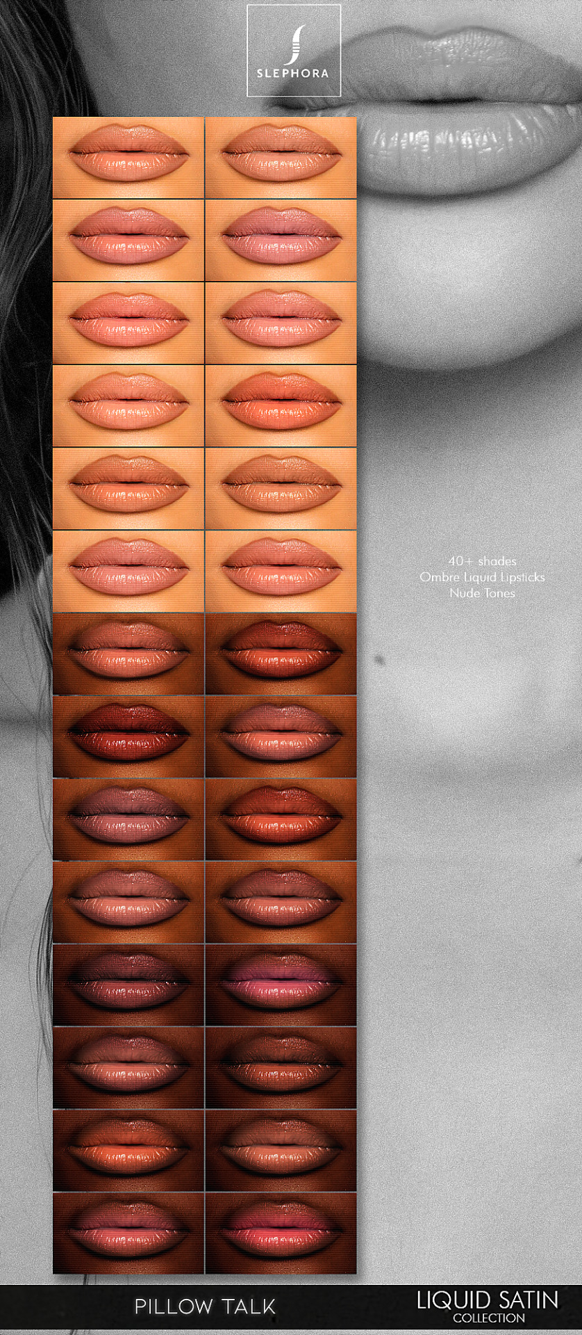 Pillow Talk Lips by Slephora