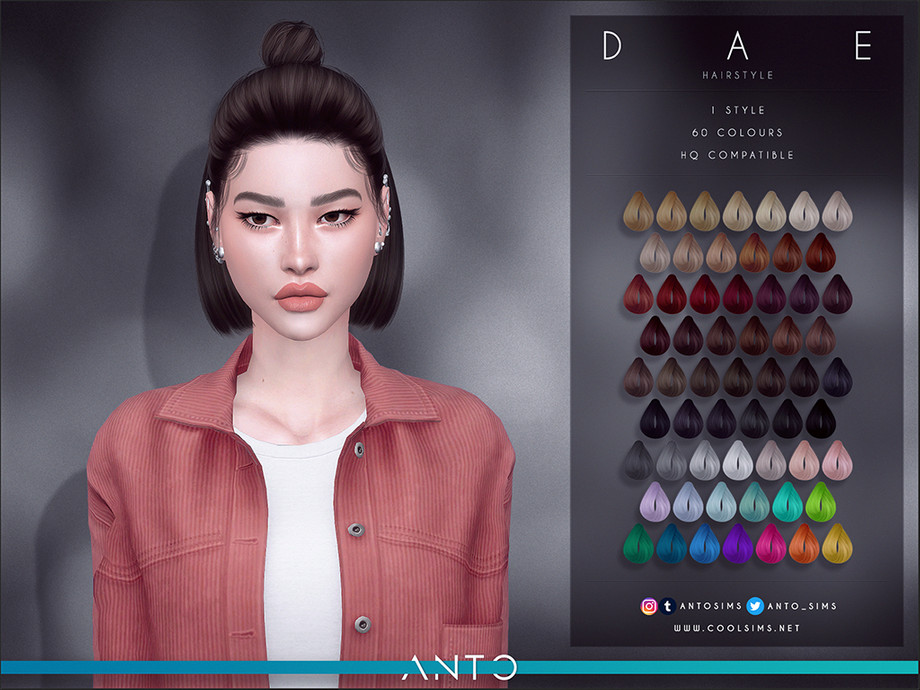 Anto - Dae (Hairstyle)